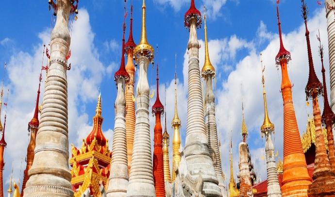 AVENTURA EN MYANMAR