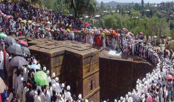 DESCUBRE ETIOPIA