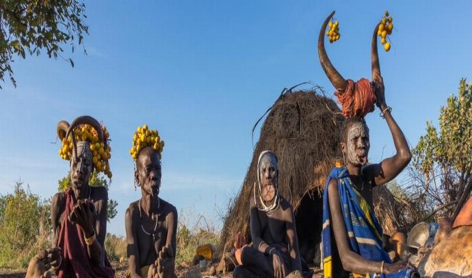 ETIOPIA SUR RIO OMO