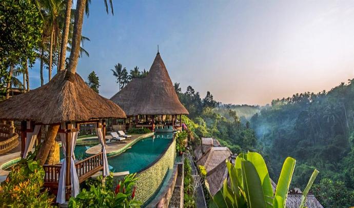 INDONESIA DE LUJO