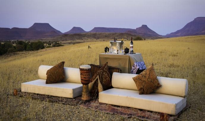 NAMIBIA UN MAR DE DUNAS